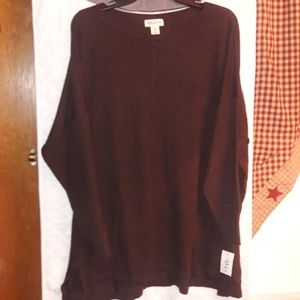New Style And Company Tunic Size 3x